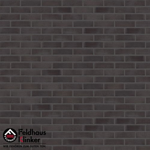 Клинкерная плитка Feldhaus Klinker geo ferrum liso R509NF14 240x14x71 мм