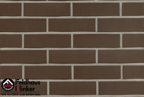 Клинкерная плитка Feldhaus Klinker geo liso R500DF9 240x9x52 мм