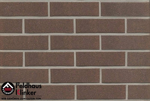 Клинкерная плитка Feldhaus Klinker geo senso R550NF14 240x14x71 мм
