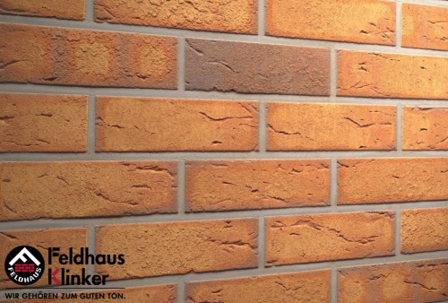Клинкерная плитка Feldhaus Klinker Nolani R268DF9 240x9x52 мм