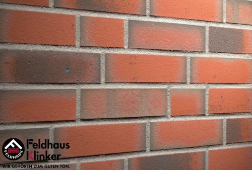 Клинкерная плитка Feldhaus Klinker planto ardor venito R788DF9 240x9x52 мм