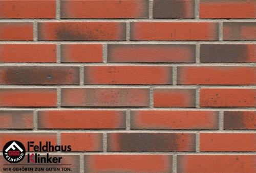 Клинкерная плитка Feldhaus Klinker planto ardor venito R788NF14 240x14x71 мм