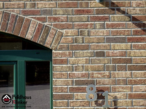 Клинкерная плитка Feldhaus Klinker sintra ardor blanca R690DF17 240x52x17 мм