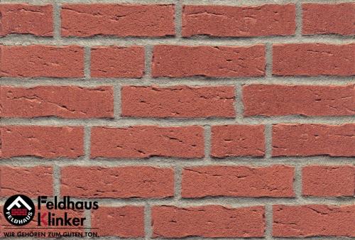 Клинкерная плитка Feldhaus Klinker sintra carmesi R694NF11 240x71x11 мм