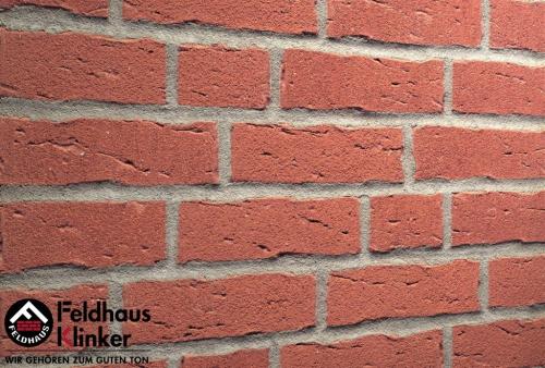 Клинкерная плитка Feldhaus Klinker sintra carmesi R694WDF14 215x65x14 мм