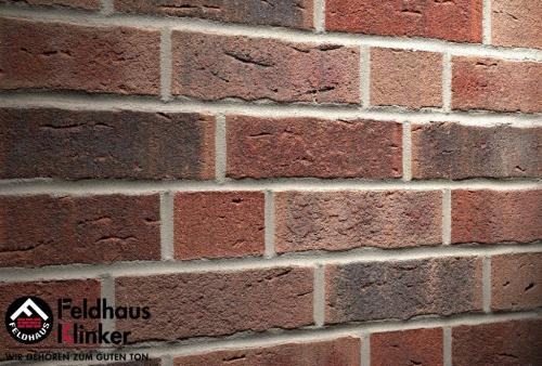 Клинкерная плитка Feldhaus Klinker sintra cerasi nelino R663DF17 240x52x17 мм