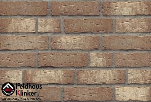 Клинкерная плитка Feldhaus Klinker sintra crema duna R677NF11 240x71x11 мм
