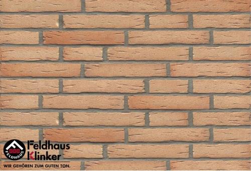 Клинкерная плитка Feldhaus Klinker sintra crema duna R696NF11 240x71x11 мм