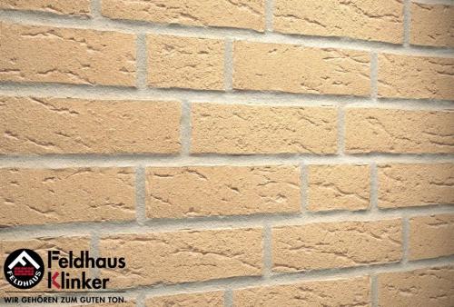 Клинкерная плитка Feldhaus Klinker sintra crema R692NF11 240x71x11 мм