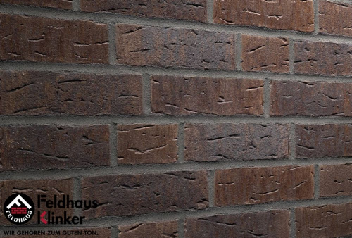 Клинкерная плитка Feldhaus Klinker sintra geo nelino R669WDF14 215x65x14 мм