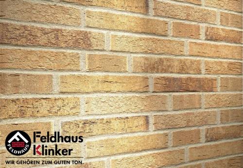 Клинкерная плитка Feldhaus Klinker sintra sabioso binaro R665NF14 240x71x14 мм