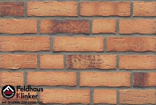 Клинкерная плитка Feldhaus Klinker sintra sabioso ocasa R695WDF14 215x65x14 мм