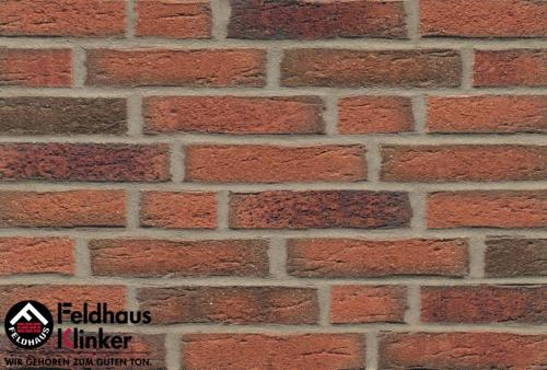 Клинкерная плитка Feldhaus Klinker sintra terracotta linguro R687NF14 240x71x14 мм
