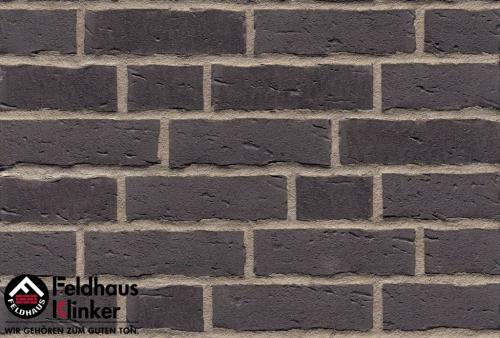 Клинкерная плитка Feldhaus Klinker sintra vulcano R693NF14 240x71x14 мм