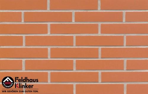 Клинкерная плитка Feldhaus Klinker terracotta liso R220NF14 240x14x71 мм