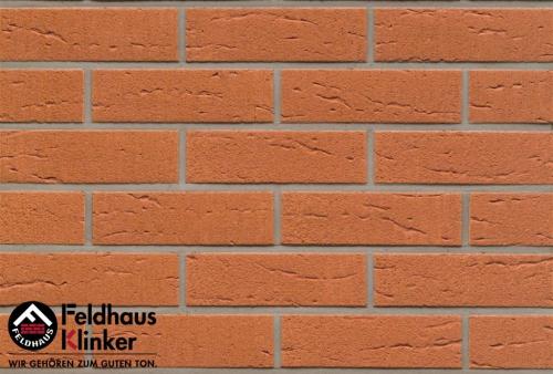 Клинкерная плитка Feldhaus Klinker terracotta rustico R227DF9 240x9x52 мм