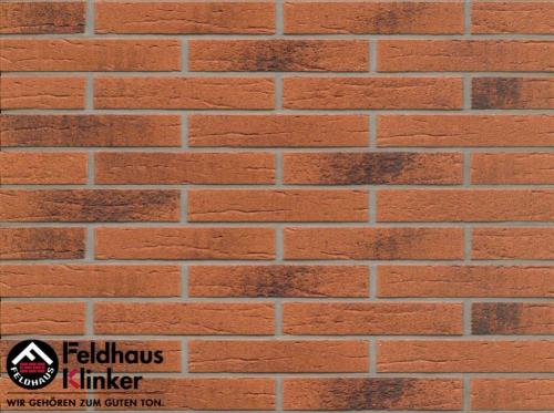 Клинкерная плитка Feldhaus Klinker terracotta rustico R228NF14 240x14x71 мм