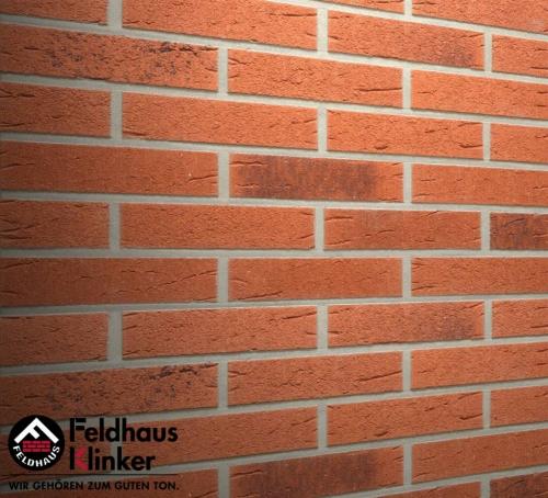 Клинкерная плитка Feldhaus Klinker terreno rustico carbo R488NF9 240x9x71 мм