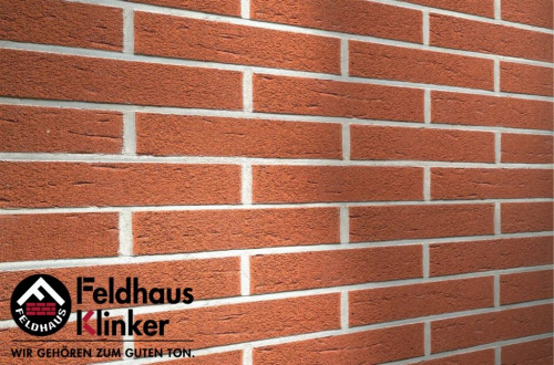 Клинкерная плитка Feldhaus Klinker terreno rustico R487DF9 240x9x52 мм