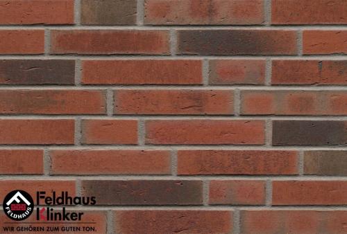 Клинкерная плитка Feldhaus Klinker vascu ardor carbo R752NF14 240x71x14 мм