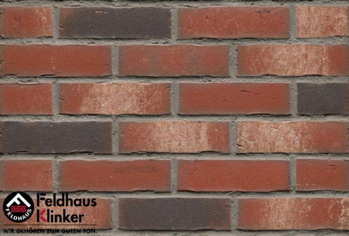 Клинкерная плитка Feldhaus Klinker vascu ardor rotado R750NF14 240x71x14 мм