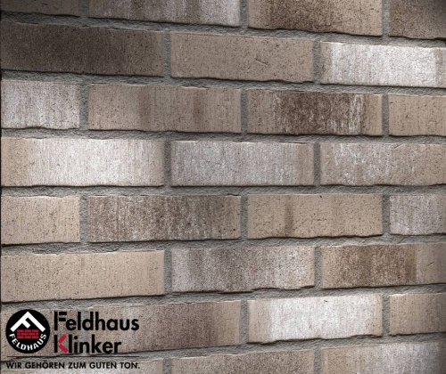 Клинкерная плитка Feldhaus Klinker vascu argo cremato R771DF14 240x52x14 мм
