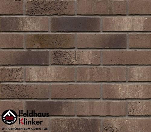 Клинкерная плитка Feldhaus Klinker vascu argo marengo R775NF14 240x71x14 мм