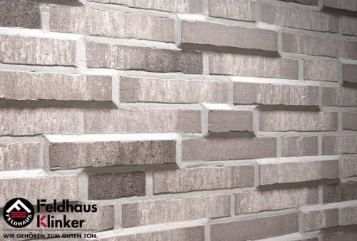 Клинкерная плитка Feldhaus Klinker vascu argo rotado R764LDF14 290x52x14 мм