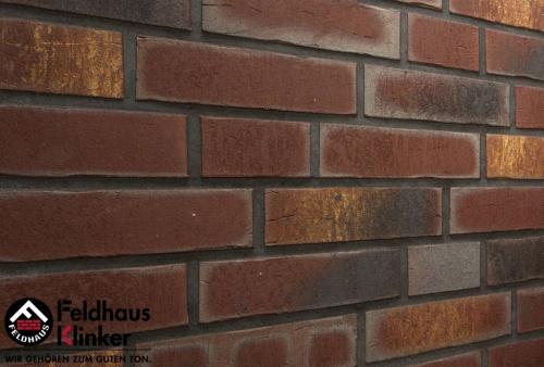 Клинкерная плитка Feldhaus Klinker vascu cerasi legoro R769DF14 240x52x14 мм