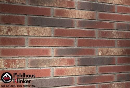 Клинкерная плитка Feldhaus Klinker vascu cerasi rotado R746DF14 240x52x14 мм