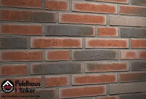 Клинкерная плитка Feldhaus Klinker vascu cerasi venito R770DF14 240x52x14 мм