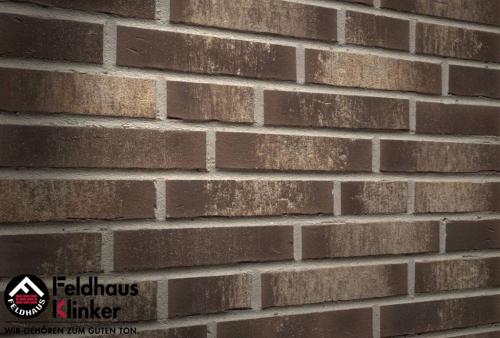 Клинкерная плитка Feldhaus Klinker vascu geo rotado R749DF14 240x52x14 мм