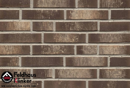 Клинкерная плитка Feldhaus Klinker vascu geo rotado R749NF14 240x71x14 мм