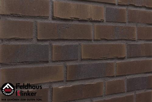 Клинкерная плитка Feldhaus Klinker vascu geo venito R745NF14 240x71x14 мм