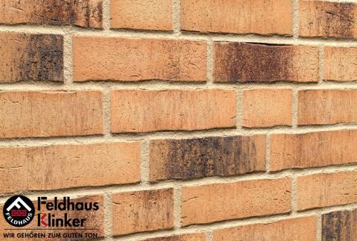 Клинкерная плитка Feldhaus Klinker vascu saboisa ocasa R734NF14 240x71x14 мм
