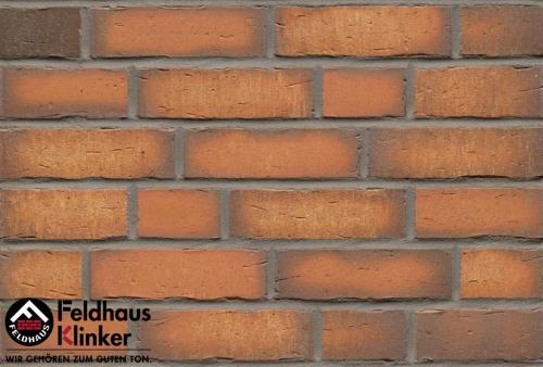 Клинкерная плитка Feldhaus Klinker vascu terracotta R758NF14 240x71x14 мм