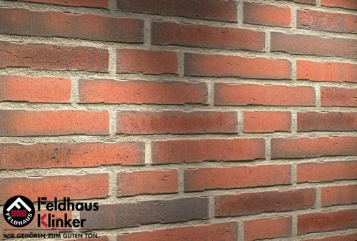 Клинкерная плитка Feldhaus Klinker vascu terreno venito R768DF14 240x52x14 мм