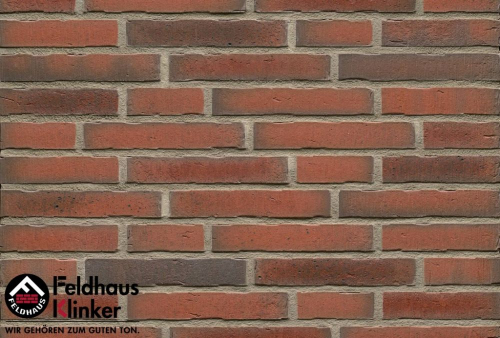 Клинкерная плитка Feldhaus Klinker vascu terreno venito R768NF14 240x71x14 мм
