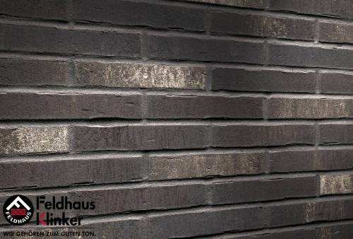 Клинкерная плитка Feldhaus Klinker vascu vulcano blanca R739NF14 240x71x14 мм
