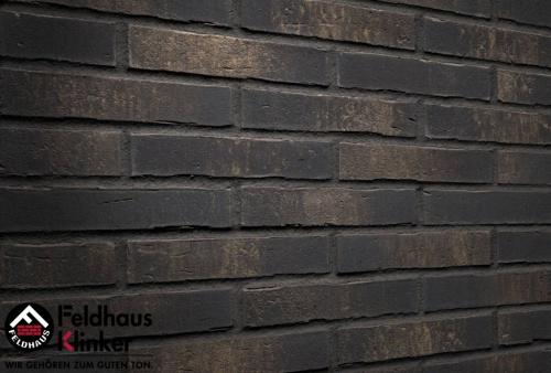 Клинкерная плитка Feldhaus Klinker vascu vulcano sola R738DF14 240x52x14 мм