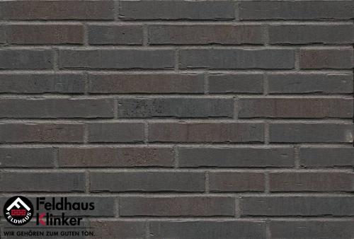 Клинкерная плитка Feldhaus Klinker vascu vulcano verdo R737DF14 240x52x14 мм
