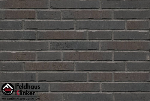Клинкерная плитка Feldhaus Klinker vascu vulcano verdo R737XLDF14 365x52x14 мм
