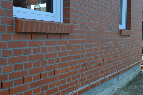 Клинкерная плитка Vandersanden 452. Buchholz