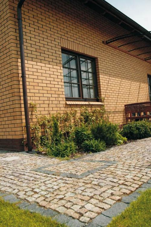 Клинкерная плитка Vandersanden 450. Weimar