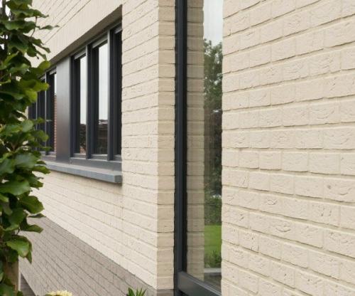 Плитка ручной формовки Nelissen RODRUZA WIT 215x20x65 мм