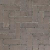 Ручной формовки брусчатка Vandersanden шлифованная Malaga unsanded (серая, гладкая, не опесоченная)