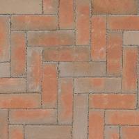 Ручной формовки брусчатка Vandersanden шлифованная Aragon unsanded (коричневая, серая, гладкая, не опесоченная)