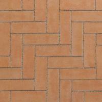 Ручной формовки брусчатка Vandersanden опесоченная Provence (коричневая, рельефная, опесоченная)
