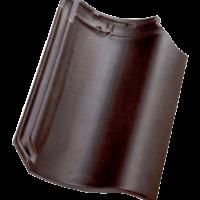 Керамическая черепица Koramic OVH BlackBrown Engobe