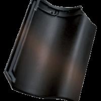 Керамическая черепица Koramic OVH Satiny Rust Black
